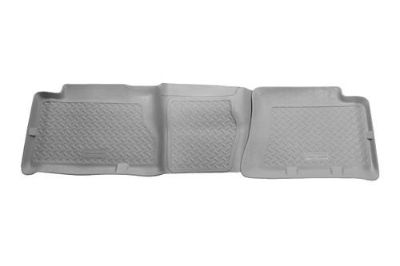 Find Husky Liners 61462 2004 Chevy Silverado Gray Custom Floor Mats 2nd Row motorcycle in Winfield, Kansas, US, for US $91.95