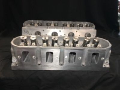 LS7 Heads Rebuilt with New Parts