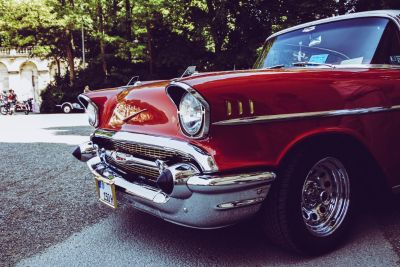 INVENTORY CLERK - CLASSIC CAR PARTS CO.