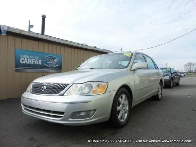2000 Toyota Avalon 4dr Sdn XLS w/Bucket Seats