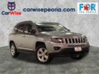 2016 Jeep Compass Silver, 39K miles