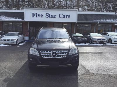 2011 Mercedes-Benz M-Class ML350 4MATIC (Black)