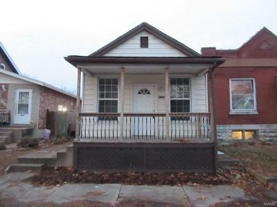 2 Bed 1 Bath Foreclosure Property in Saint Louis, MO 63111 - Vermont Ave