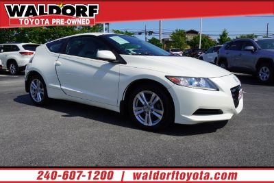 2011 Honda CR-Z Base (Premium White Pearl)