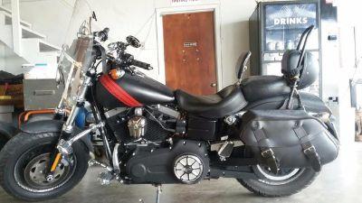 2014 Harley-Davidson® Dyna® Fat Bob Fat Bob®