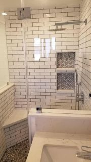 BATHROOM REMODELS-TILE-FLOORING-SHOWERS
