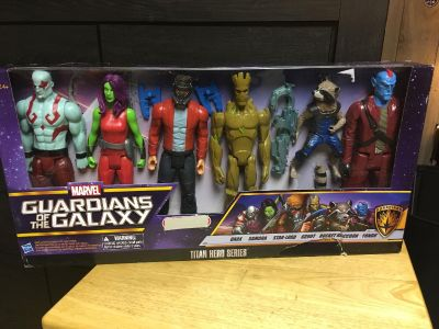 Guardians of the galaxy playset Marvel