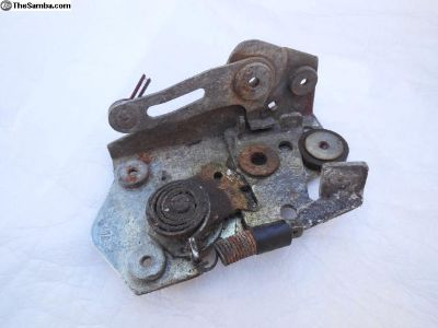 Porsche 356 Door Lock Opening Mechanism Left