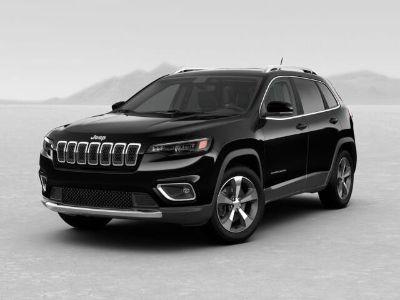 2019 Jeep Cherokee LIMITED 4X4 (Diamond Black Crystal Pearlcoat)