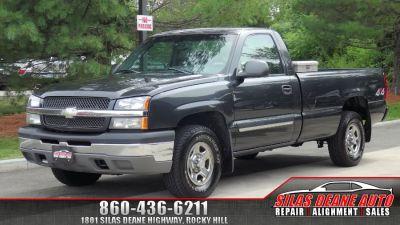 2003 Chevrolet Silverado 1500 Base (Gray)