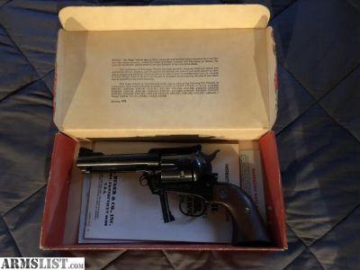 For Sale/Trade: 1975 Ruger 357 Blackhawk