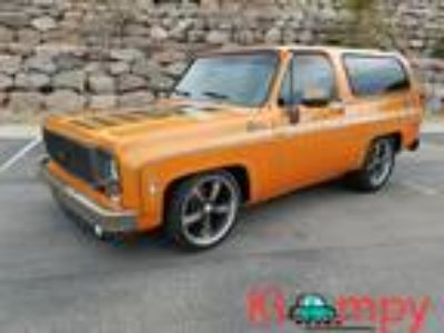 1975 Chevrolet Blazer K5 Cheyenne 454 hot rod
