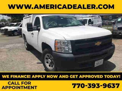 Used 2013 Chevrolet Silverado 1500 Regular Cab for sale