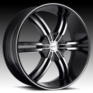 "Find 22"" 24"" 26' 28"" VCT Torino Black Wheels Rims For F150 Expedition motorcycle in Victorville, California, US, for US $699.00"