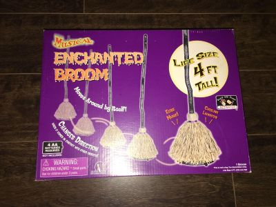 Moving Witches broom
