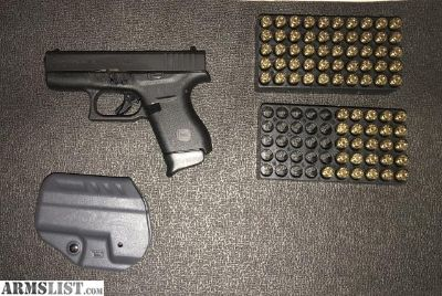 For Sale: Glock 42 .380
