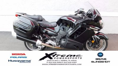 2009 Kawasaki Concours 14 Sport Touring Motorcycles Tampa, FL