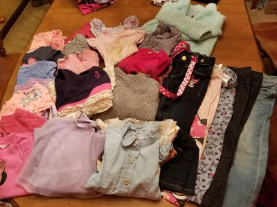 Lot of 3t girls clothes