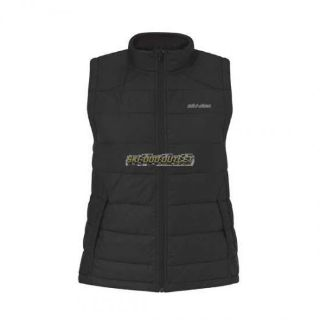Buy Ski-Doo Ladies Down Vest - Black motorcycle in Sauk Centre, Minnesota, United States, for US $49.99