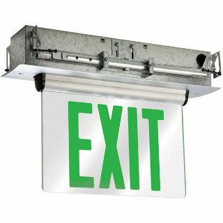 GREEN EXIT SIGN - BRAND NEW