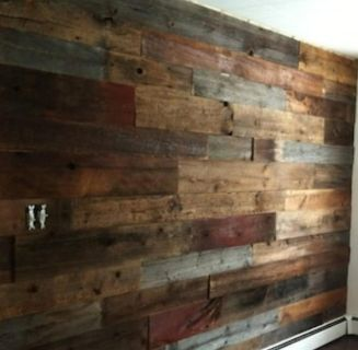 LOOKING FOR RECLAIMED WOOD