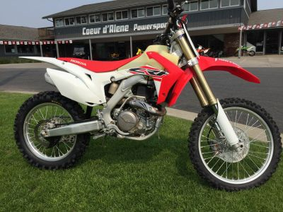2016 Honda CRF450R Motocross Motorcycles Coeur D Alene, ID