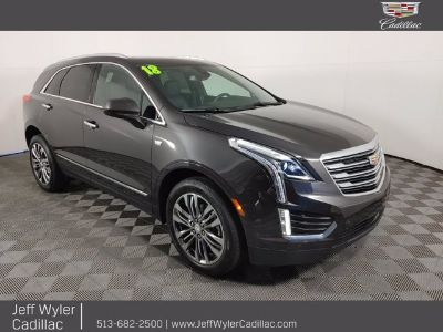 2018 Cadillac XT5 Premium Luxury FWD (Dark Granite Metallic)
