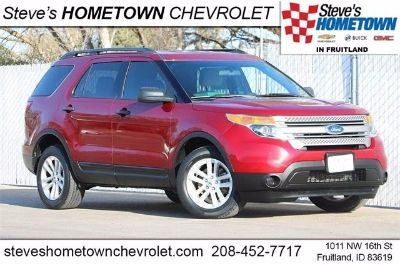 2015 Ford Explorer Base (Red)