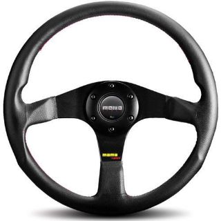 "Sell MOMO TUN35BK0B Tuner Steering Wheel Diameter: 350mm/13.78"" motorcycle in Delaware, Ohio, United States, for US $209.95"