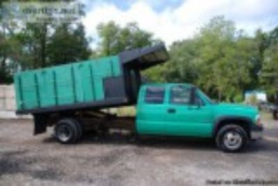 Chevrolet Stake Body Dump Truck