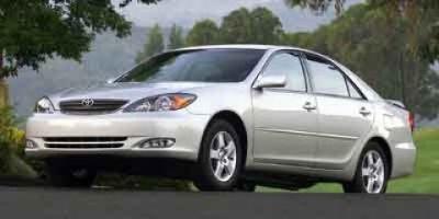 2003 Toyota Camry SE (Gray)