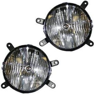 Buy Mustang GT Fog Lights 2005 2006 2007 2008 2009 - PAIR Mustang GT Fog Lamps motorcycle in Fort Wayne, Indiana, US, for US $99.98