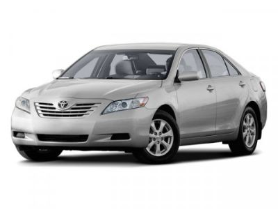 2009 Toyota Camry CE (Blue Ribbon Metallic)