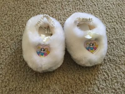 Princess slippers...size S