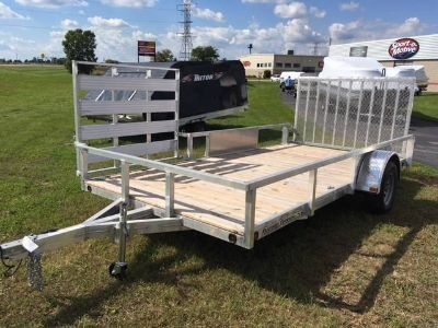 2018 Rugged Terrain Pro Pull Sport Utility Trailers Appleton, WI