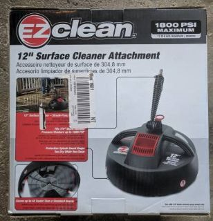"12"" Pressure Washer Surface Cleaner Attachment"