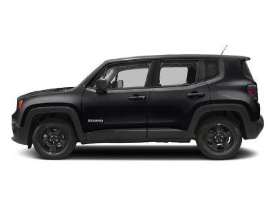 2018 Jeep Renegade Altitude (black)