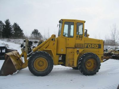 1978 FORD A62 LOADERS