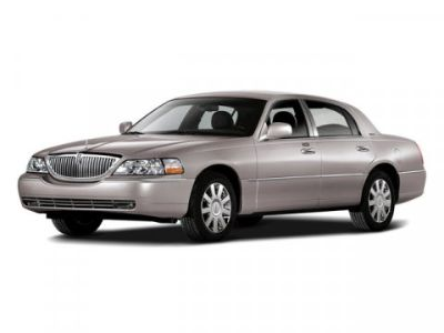 2009 Lincoln Town Car Signature Limited (Light Ice Blue Clearcoat Metallic)