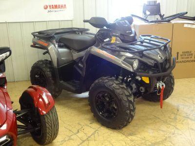2017 Can-Am Outlander XT 570 Utility ATVs Zulu, IN