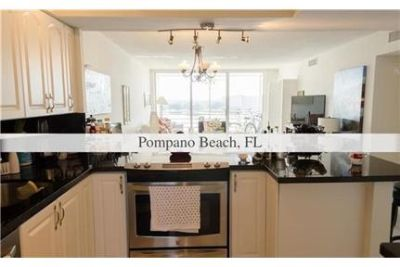 2 bedrooms - Beautifully remodeled Palm Aire 2/2 Waterfront condominium for rent. Will Consider!