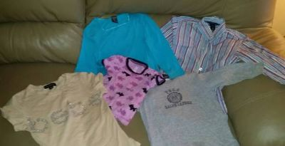Levis, Burberry, Childrens place, Gap, and more Girls Clothing