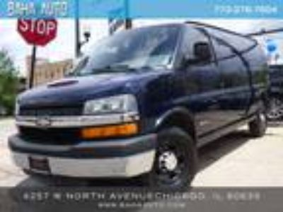 2005 Chevrolet Express Cargo Van Y3H Paratransit for sale