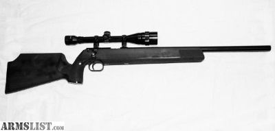For Sale/Trade: ANSCHUTZ Model 64 ; Silhouette Target Rifle