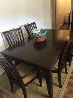 Dining room table- obo