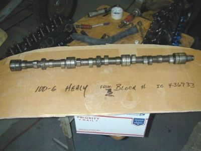 Sell PRICE CUT CAMSHAFT Austin Healey 100-6 motorcycle in Cullman, Alabama, United States, for US $295.00