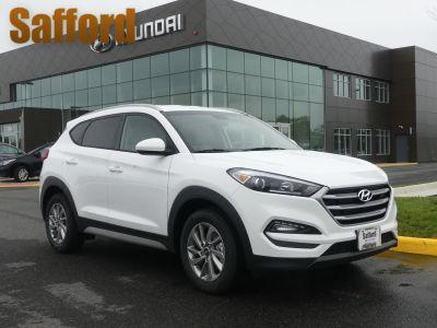 2018 Hyundai Tucson sel (Dazzling White)