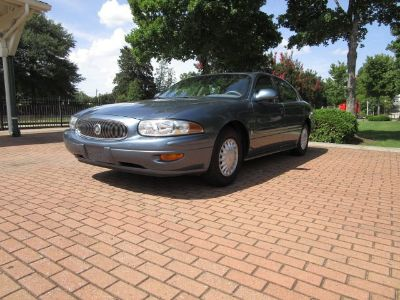 2002 Buick LeSabre Custom (Blue)