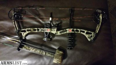 For Sale/Trade: 2009 PSE Bowmadness XS FS/FT