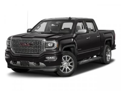 2018 GMC Sierra 1500 Denali 4X4 (Quicksilver Metallic)